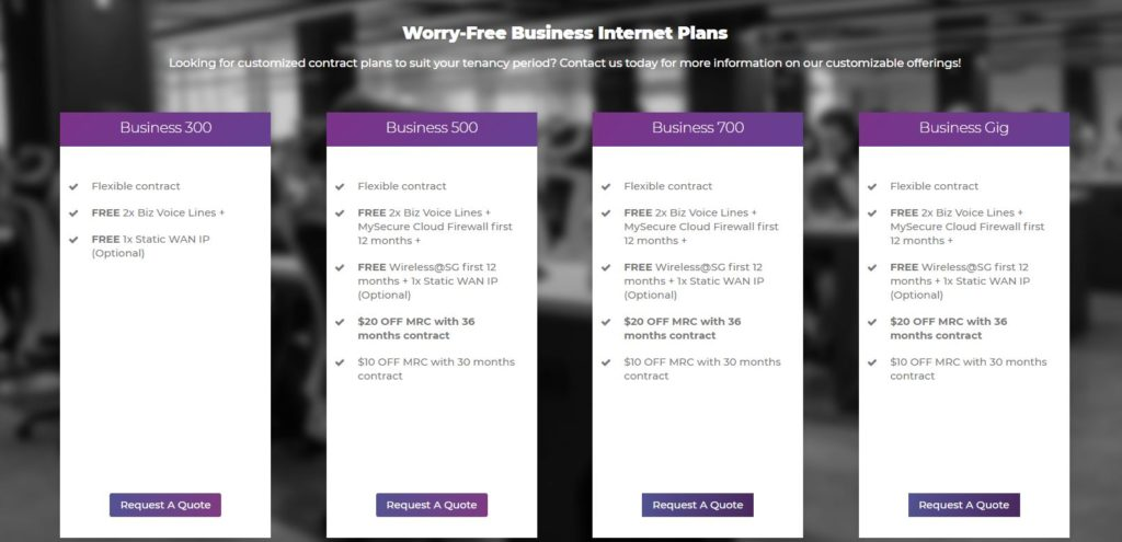 A Review Of MyRepublic's Business Fibre Broadband – HoneyBee Kreatif